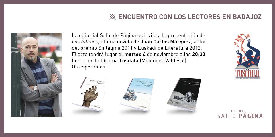 Encuentro Juan Carlos Badajoz
