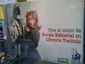 cartel Norma