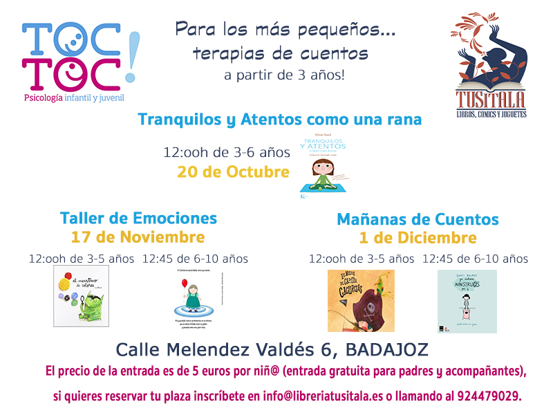talleres TOCTOC