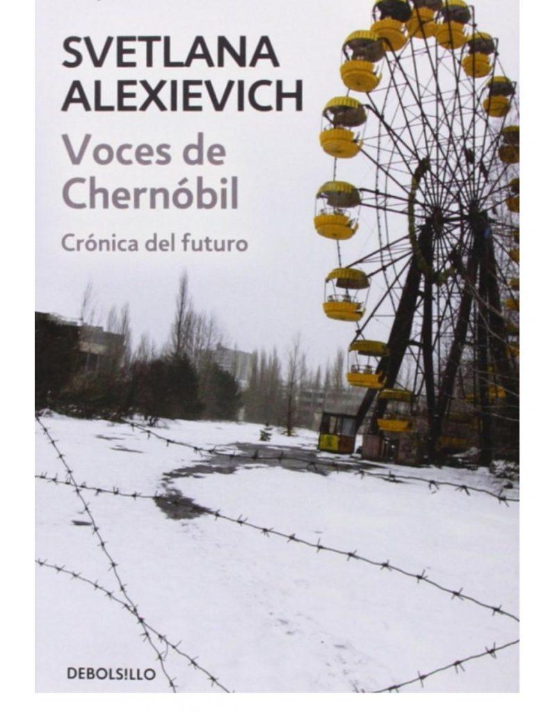 Este ensayo de la escritora bielorrusa, Premio Nobel de Literatura en 2015,  es el origen de Chernóbil, la exitosa serie de televisión de la cadena HBO.